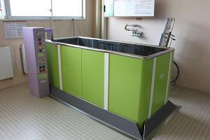 高舘の園_入浴